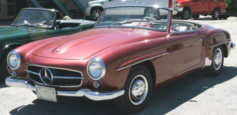 1958 Mercedes-Benz 190-Class for sale at Its Alive Automotive in Saint Louis MO