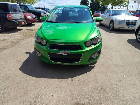 2014 Chevrolet Sonic for sale at Car Connection in Yorkville IL