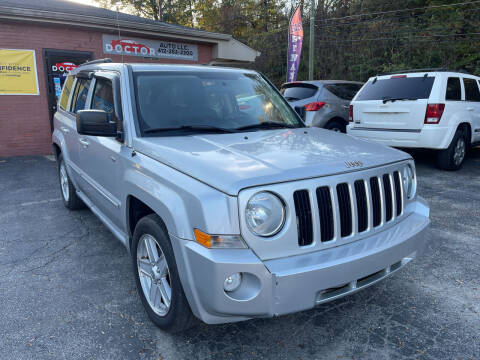 2010 Jeep Patriot for sale at Doctor Auto in Cecil PA