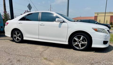 2011 Toyota Camry for sale at Shelby's Automotive in Oklahoma City OK