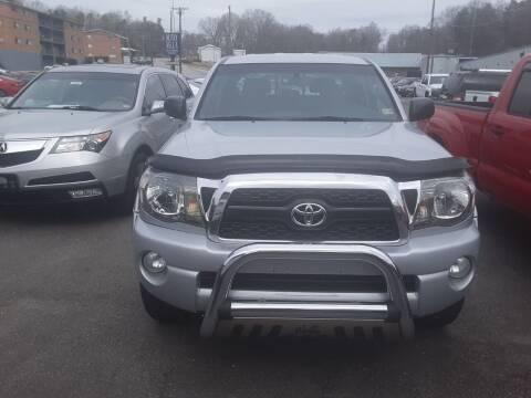 2011 Toyota Tacoma for sale at Auto Villa in Danville VA