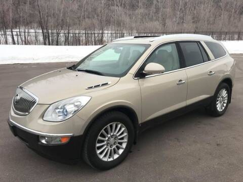 2009 Buick Enclave for sale at Angies Auto Sales LLC in Newport MN