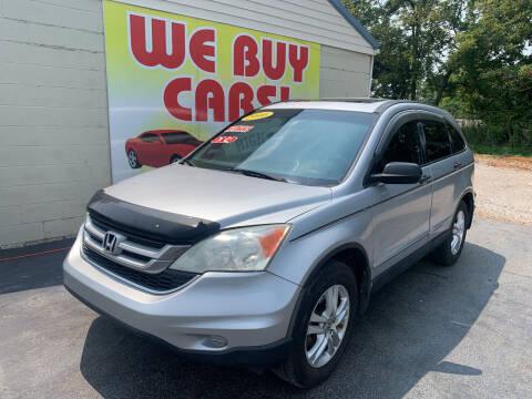 2010 Honda CR-V for sale at Right Price Auto Sales in Murfreesboro TN