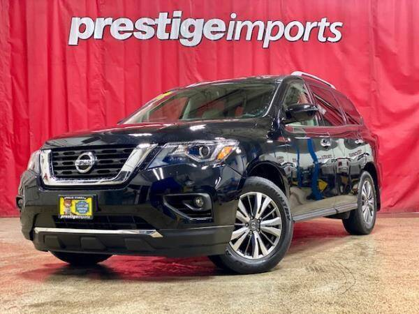 2017 Nissan Pathfinder for sale at Prestige Imports in St Charles IL
