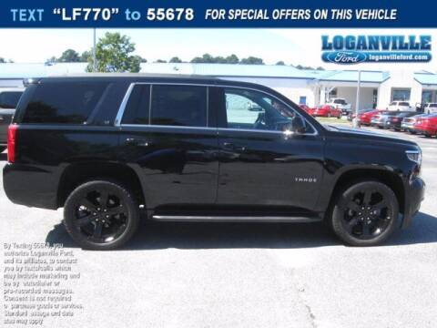 2019 Chevrolet Tahoe for sale at Loganville Quick Lane and Tire Center in Loganville GA