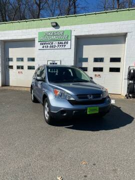 2007 Honda CR-V for sale at Pikeside Automotive in Westfield MA