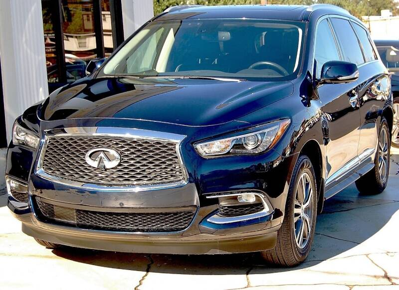 2017 Infiniti QX60 for sale at Avi Auto Sales Inc in Magnolia NJ