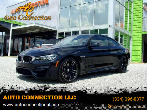 2020 BMW M4 for sale at AUTO CONNECTION LLC in Montgomery AL