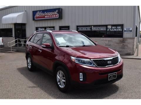 2015 Kia Sorento for sale at Chaparral Motors in Lubbock TX