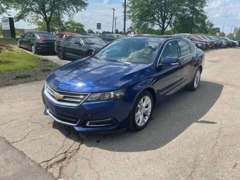 2014 Chevrolet Impala for sale at Dean's Auto Sales in Flint MI