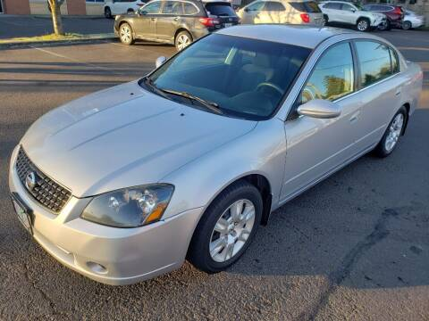 2006 Nissan Altima for sale at KC Cars Inc. in Portland OR