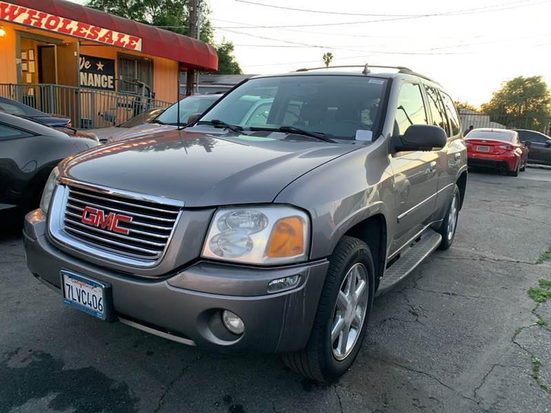 2007 GMC Envoy for sale at Westcoast Auto Wholesale in Los Angeles CA