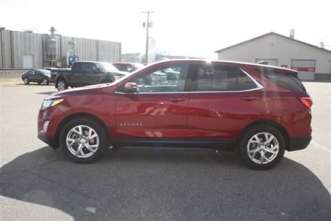2018 Chevrolet Equinox for sale at SCHMITZ MOTOR CO INC in Perham MN