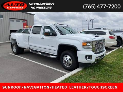 2019 GMC Sierra 3500HD for sale at Auto Express in Lafayette IN