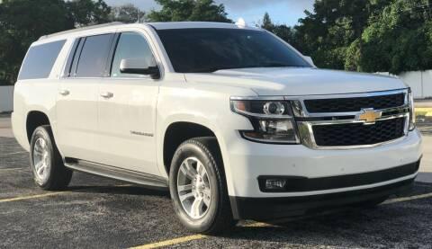 2019 Chevrolet Suburban for sale at Guru Auto Sales in Miramar FL