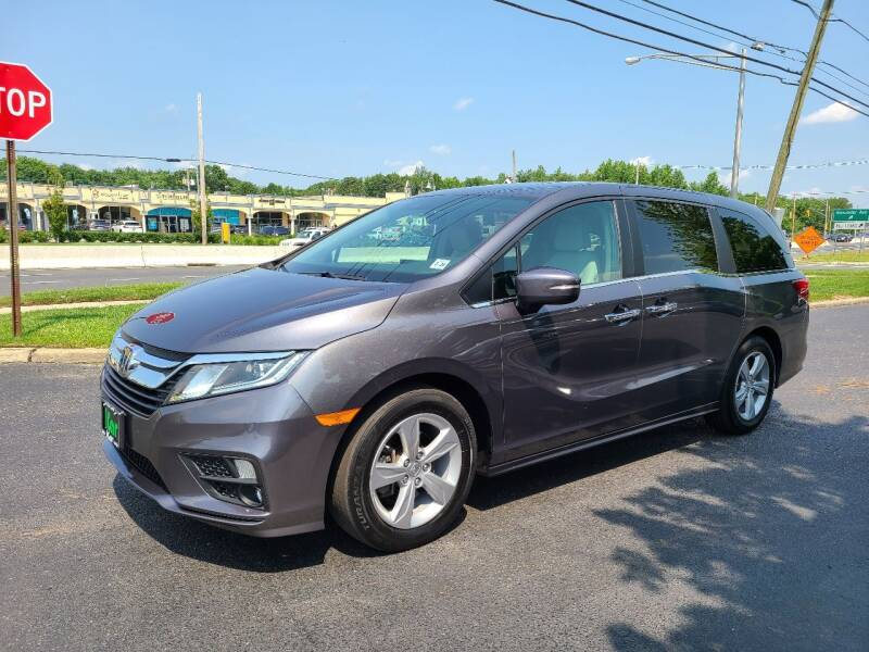 2019 Honda Odyssey for sale at iCar Auto Sales in Howell NJ