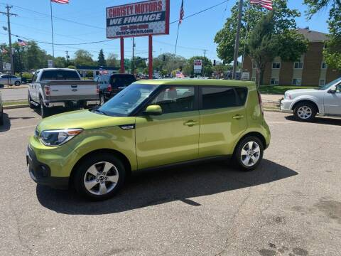 2017 Kia Soul for sale at Christy Motors in Crystal MN