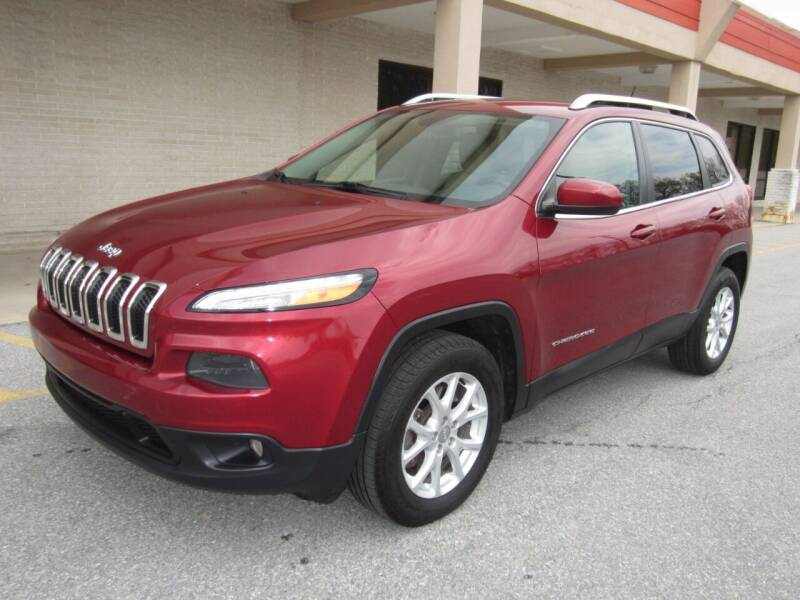 2015 Jeep Cherokee for sale at PRIME AUTOS OF HAGERSTOWN in Hagerstown MD