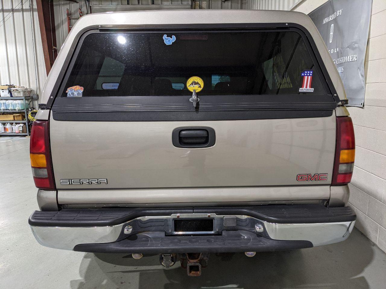 2001 GMC Sierra 1500