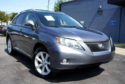 2012 Lexus RX 350 for sale at CU Carfinders in Norcross GA