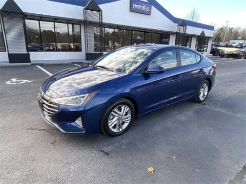 2019 Hyundai Elantra for sale at Impex Auto Sales in Greensboro NC