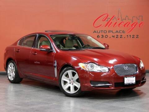 2011 Jaguar XF for sale at Chicago Auto Place in Bensenville IL