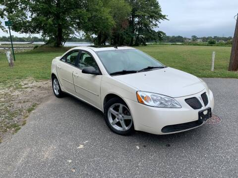 2008 Pontiac G6 for sale at Ace's Auto Sales in Westville NJ