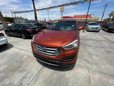 2016 Hyundai Santa Fe Sport for sale at A AND A AUTO SALES in Gadsden AZ