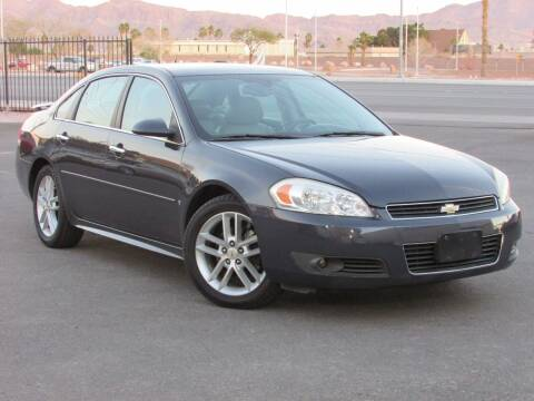 2009 Chevrolet Impala for sale at Best Auto Buy in Las Vegas NV