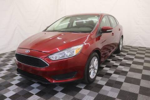 2017 Ford Focus for sale at AH Ride & Pride Auto Group in Akron OH