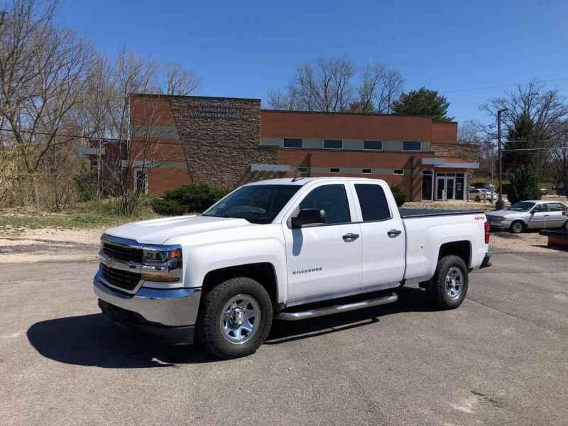 2018 Chevrolet Silverado 1500 for sale at DILLON LAKE MOTORS LLC in Zanesville OH