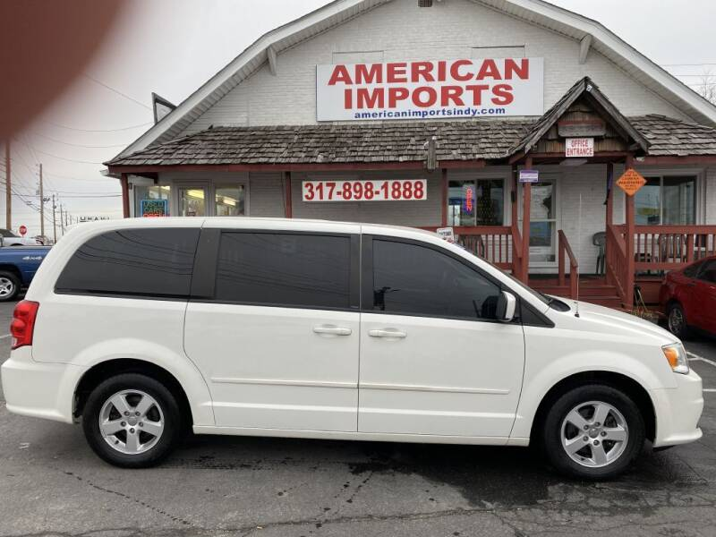 2013 Dodge Grand Caravan for sale at American Imports INC in Indianapolis IN