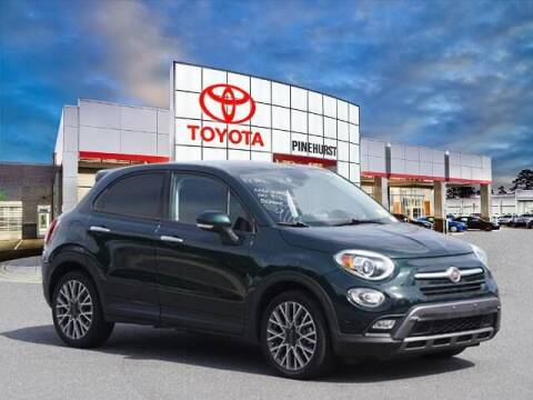 2016 FIAT 500X for sale at PHIL SMITH AUTOMOTIVE GROUP - Pinehurst Toyota Hyundai in Southern Pines NC