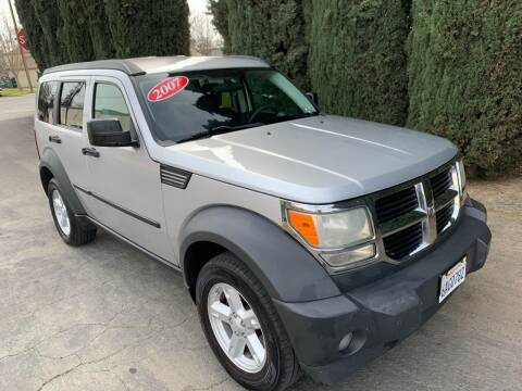 2007 Dodge Nitro for sale at River City Auto Sales Inc in West Sacramento CA