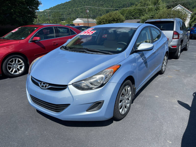 2012 Hyundai Elantra for sale at Chilson-Wilcox Inc Lawrenceville in Lawrenceville PA