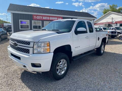 2012 Chevrolet Silverado 2500HD for sale at Y City Auto Group in Zanesville OH