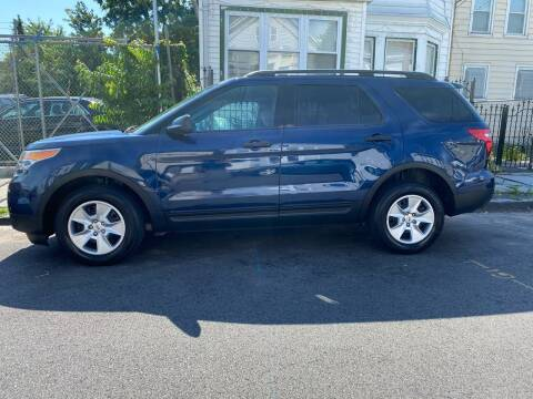 2012 Ford Explorer for sale at G1 Auto Sales in Paterson NJ