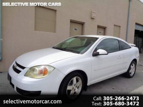 2005 Chevrolet Cobalt for sale at Selective Motor Cars in Miami FL