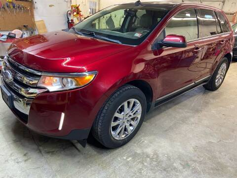 2013 Ford Edge for sale at Hill Motors in Ortonville MN
