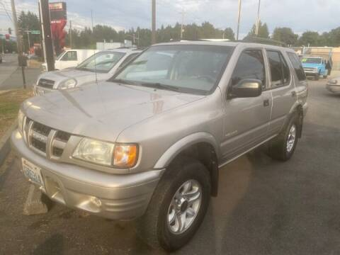2004 Isuzu Rodeo for sale at MILLENNIUM MOTORS INC in Monroe WA