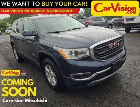 2019 GMC Acadia for sale at Car Vision Mitsubishi Norristown in Norristown PA