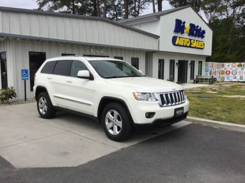 2011 Jeep Grand Cherokee for sale at Bi Rite Auto Sales in Seaford DE