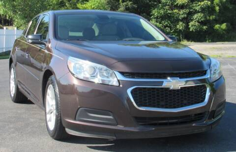 2015 Chevrolet Malibu for sale at Car Culture in Warren OH