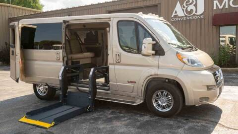 2018 RAM ProMaster Cargo for sale at A&J Mobility in Valders WI