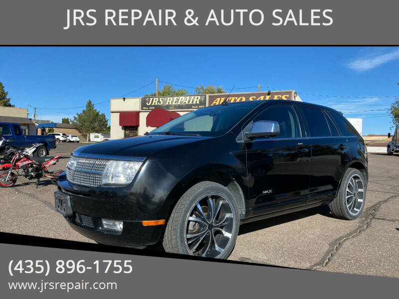2007 Lincoln MKX for sale at JRS REPAIR & AUTO SALES in Richfield UT