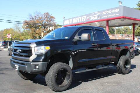 2017 Toyota Tundra for sale at Deals N Wheels 306 in Burlington NJ