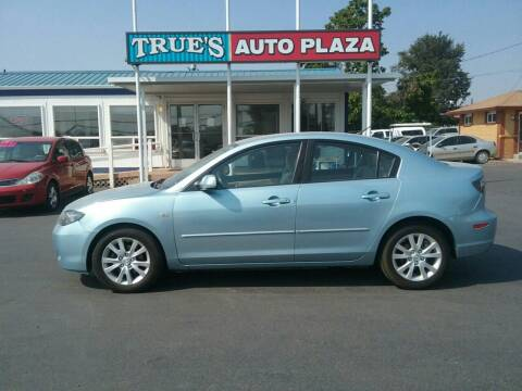 2007 Mazda MAZDA3 for sale at True's Auto Plaza in Union Gap WA