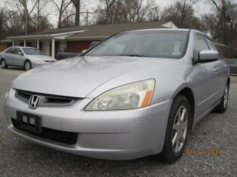 2004 Honda Accord for sale at Lang Motor Company in Cape Girardeau MO