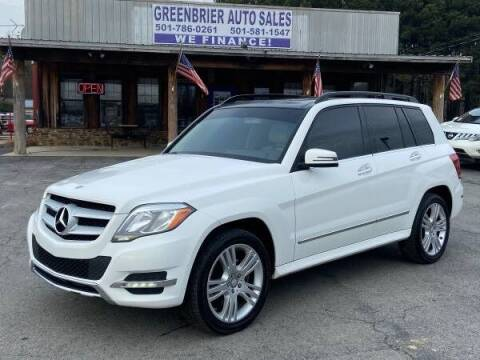 2014 Mercedes-Benz GLK for sale at Greenbrier Auto Sales in Greenbrier AR