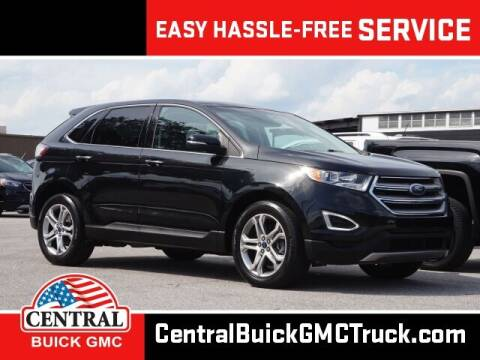 2015 Ford Edge for sale at Central Buick GMC in Winter Haven FL